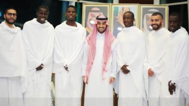Photo of وێنەیی: پۆگبا و زووما لە سعودیان بۆ بەجێگەیاندنی عەمرە