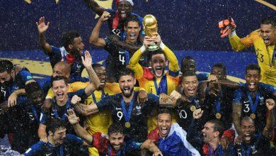 Photo of بە نرخێکی خەیاڵی یاریزانێکی فەڕەنسا مێدالیای جامی جیهانی 2018 دەفرۆشێت