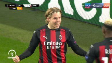 Photo of ڤیدیۆ گۆڵ : میلان 3 سەلتیک 1